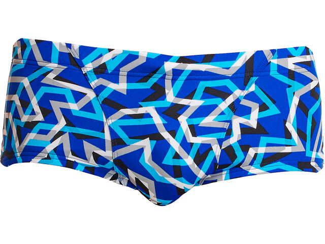 Funky Trunks Classic Trunks Men ticker tape